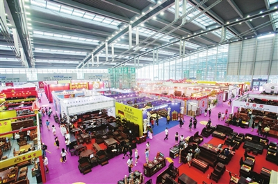 第五届中国(深圳)红木展明日盛大开幕