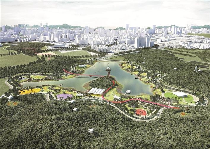 评审会共邀请到7位国内外知名景观设计专家,组成评审委员会,风景园林