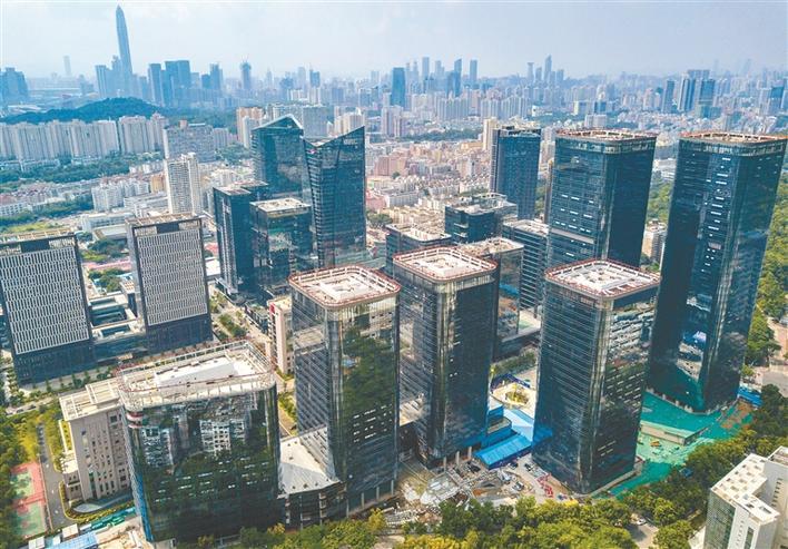 福田科技创新中心建设提速